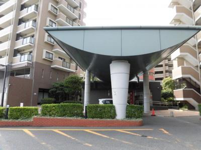 【エントランス】グリーンマンション神松寺ナチュレ1番館