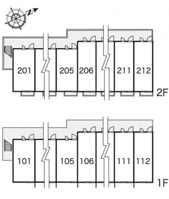 【その他】レオパレス西船ガーデンコート