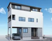 小平市御幸町 新築戸建の画像