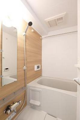 風呂(反転タイプ別部屋参考写真)