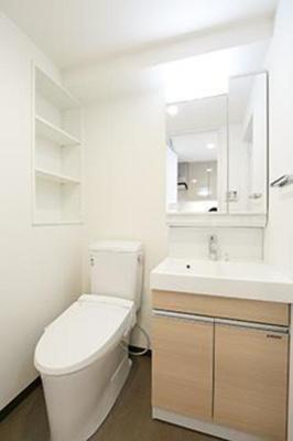 トイレ(反転タイプ別部屋参考写真)