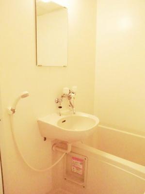 【浴室】レオパレスFavorGrove