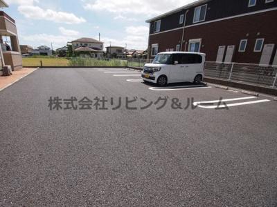 【駐車場】アルヴィータ・C棟