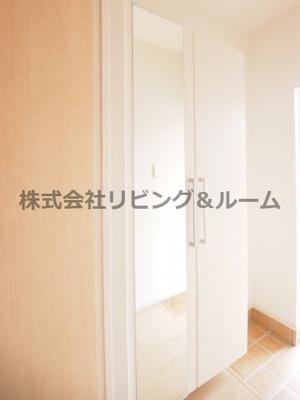 【収納】アルヴィータ・C棟