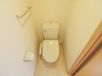 【トイレ】ルミナスコート