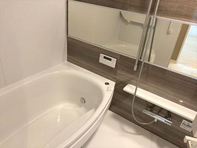 【浴室】アルファグランデ南葛西 1999年築 リ ノベーション済 エアコン付