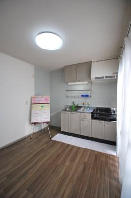 【キッチン】ヴィラアネシスA
