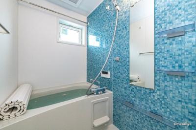 【浴室】仮)D-room鶴賀 A