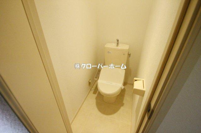 【トイレ】ロッシェル二番館