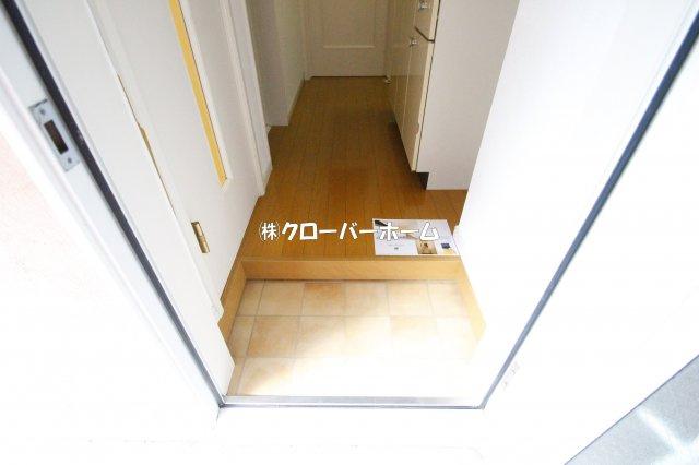 【玄関】ロッシェル二番館