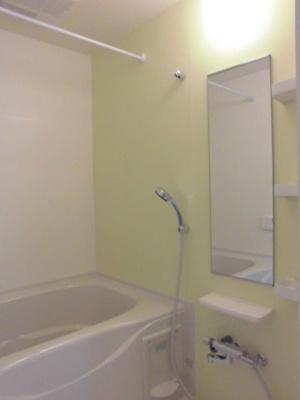 【浴室】グリーンヒルズ福山・壱番館
