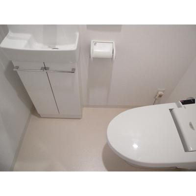 【トイレ】サンピエス大森
