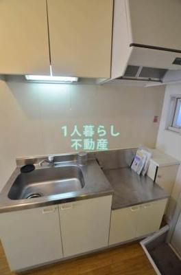キッチンはコンロ設置可能のです
