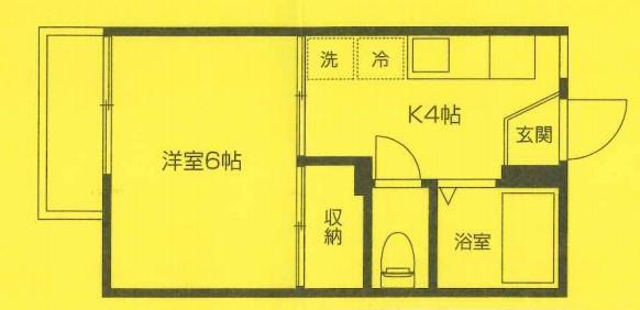 鶴ヶ島市大字上広谷の一棟売りアパート