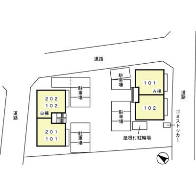 【区画図】カサベルデ A
