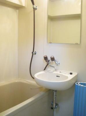 【浴室】セザール東白楽