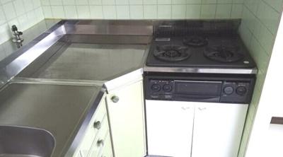 【キッチン】セザール東白楽