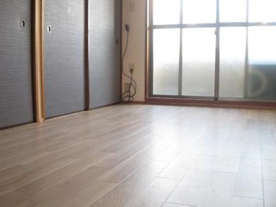 【寝室】セザール東白楽