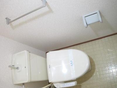 【トイレ】セザール東白楽