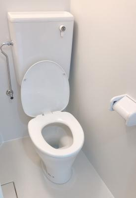 2021年5月トイレ交換済み(未使用)