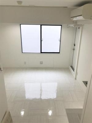 床・壁紙交換済み(未使用)
