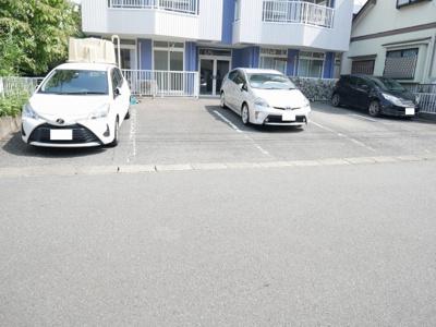【駐車場】ハイツUSA