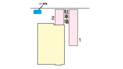 【区画図】メゾンフルール