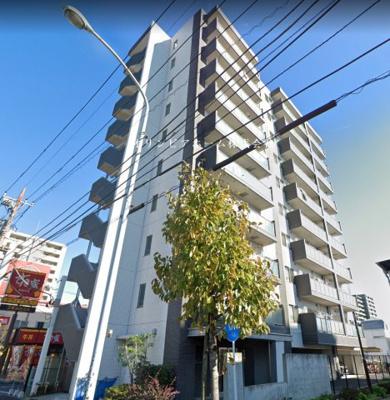 【外観】ヴァルセーナ新小岩 7階 2013年築 リ フォーム済