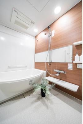 【浴室】ヴァルセーナ新小岩 7階 2013年築 リ フォーム済