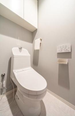 【トイレ】ヴァルセーナ新小岩 7階 2013年築 リ フォーム済