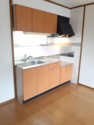 【キッチン】コージーハウス石井B
