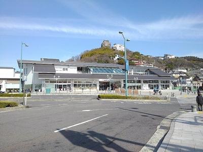 JR尾道駅まで1400m