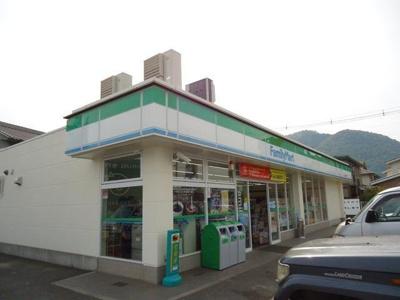 ファミリーマート福山水呑店まで850m