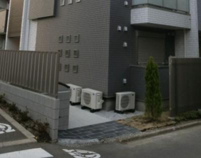 【エントランス】エスポワール武蔵野
