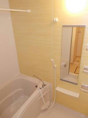 【浴室】ブルー・イン・グリーン