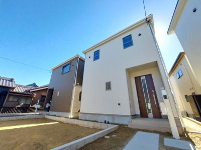 【外観】名古屋市西区城町169【仲介手数料無料】新築一戸建て 3号棟