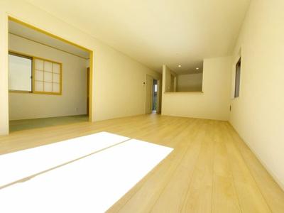 【前面道路含む現地写真】名古屋市西区城町169【仲介手数料無料】新築一戸建て 3号棟