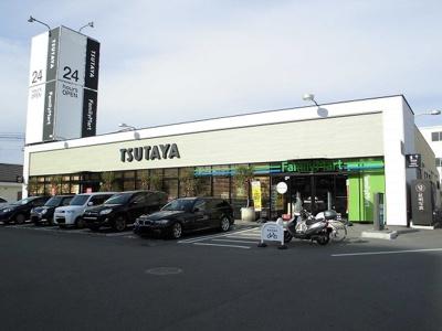TSUTAYA三吉店まで500m