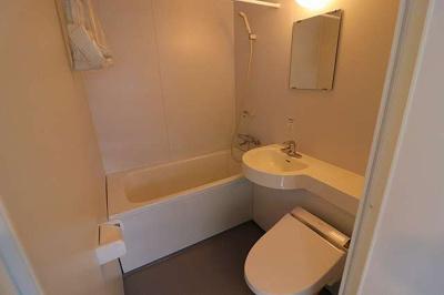 【浴室】板良敷新築アパート