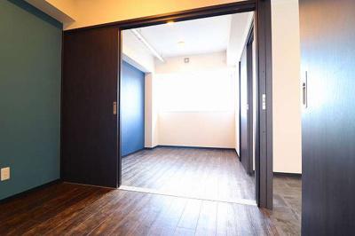 【洋室】板良敷新築アパート