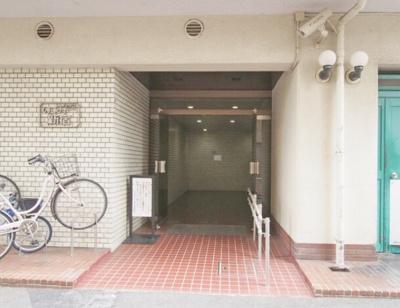 【エントランス】いづみタウン新宿