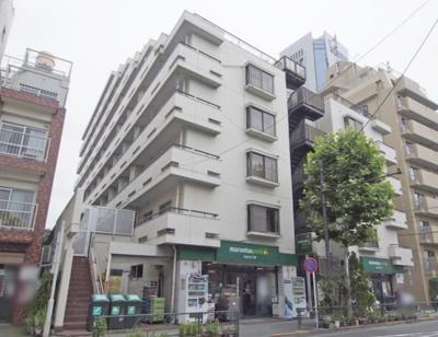 【外観】いづみタウン新宿