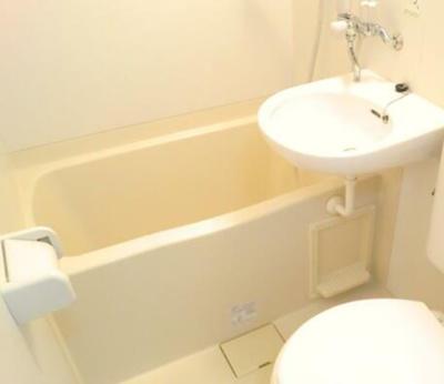【浴室】いづみタウン新宿