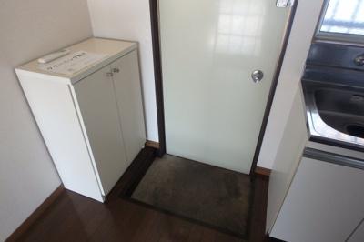 【玄関】リファインハイツ