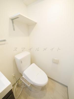 【トイレ】SHOKEN Residence横浜阪東橋