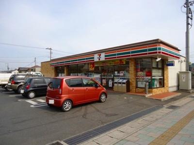 セブンイレブン福山水呑南新田店まで350m