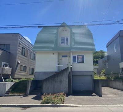 【外観パース】石山3条6丁目 戸建