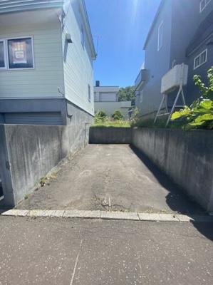 【駐車場】石山3条6丁目 戸建