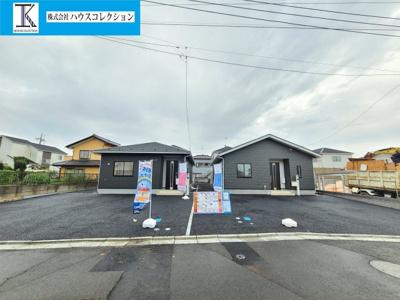 【外観】牛久市栄町第3 新築戸建 全8棟