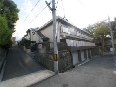 【外観】ハイネス香里